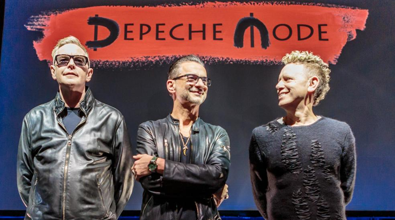 Depeche Mode; Spirit, Forest, Chile, Cines