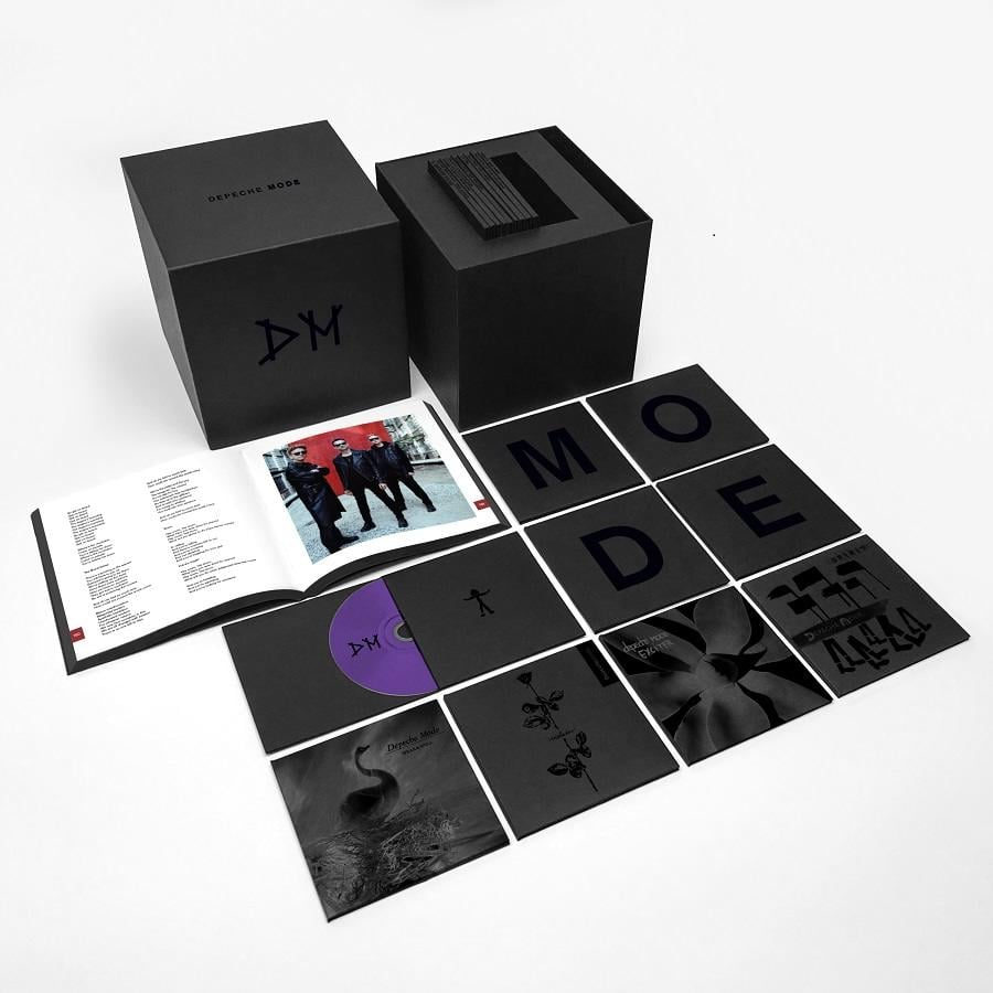 grafica box set