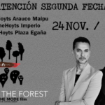 SEGUNDA FECHA DE DEPECHE MODE SPIRITS IN THE FOREST EN CINES DE CINEHOYTS